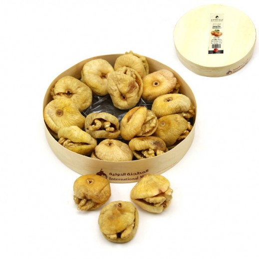 International Mill Dried Fig with Walnut 450 g