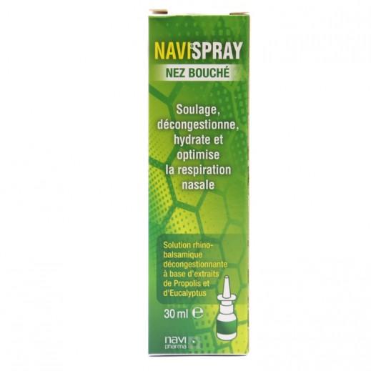 Navi Spray For Blocked Nose 30 ml