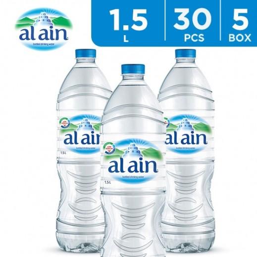 Al Ain Drinking Water 30 x 1.5 L