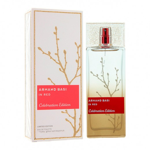 Armand Basi In Red Celebration Edition For Her EDT 100 ml - delivered by Beidoun
