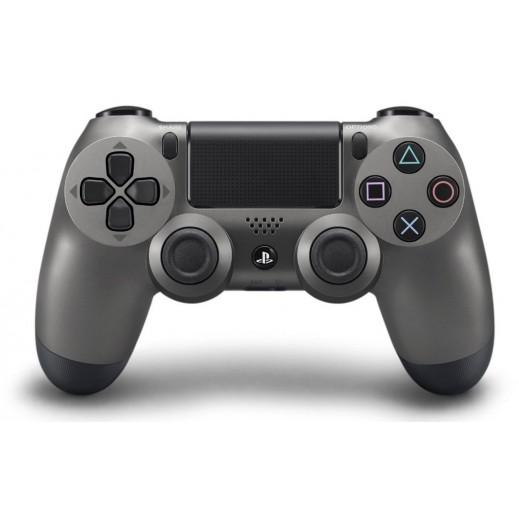 PlayStation 4 DualShock 4 Wireless Controller - Steel Black