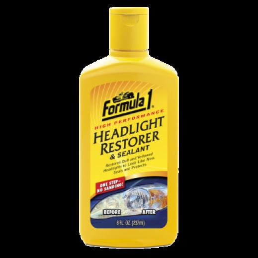 F1 Headlight Restorer & Sealant