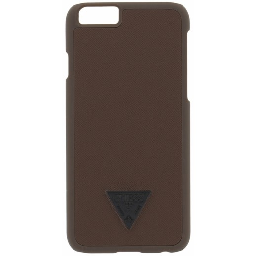 Guess Hard Case For Iphone 6 Plus Brown
