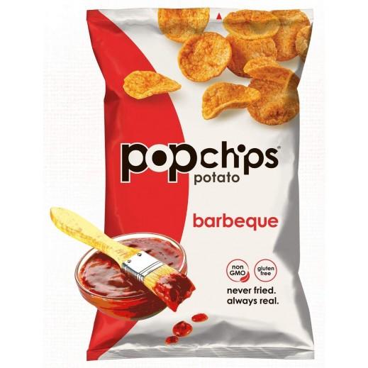 Popchips Gluten Free Bbq Chips 142 g