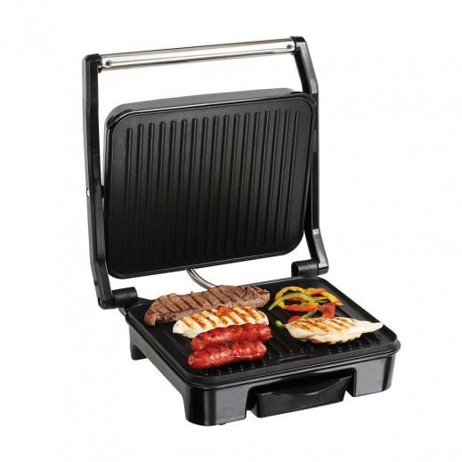 Domo Clip 2000 W Non-Stick Press Grill - Silver