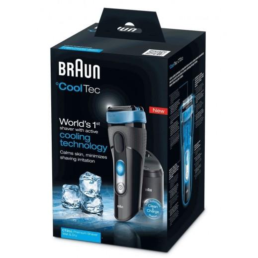 Braun CT2CC Premium Shaver Wet and Dry
