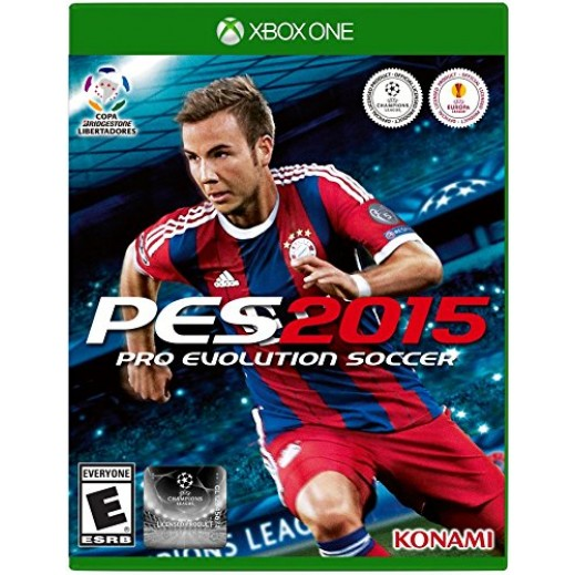Pro-Evolution Soccer 2015 for XBox One - NTSC