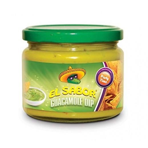 El Sabor Guacamole Dipping Sauce 300 g
