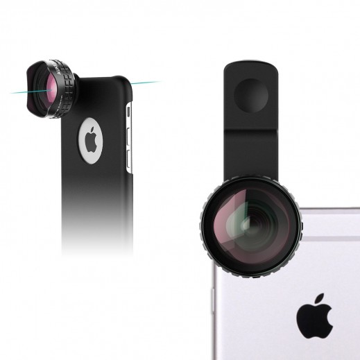 Aukey Optic Pro Lens 18mm Camera Lens Kit