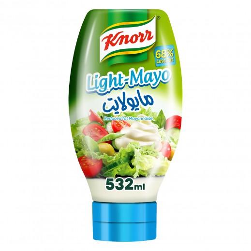Knorr Mayonnaise Light 532 ml
