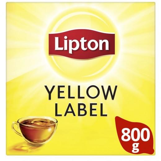 Lipton Yellow Label Black Loose Tea 800 g
