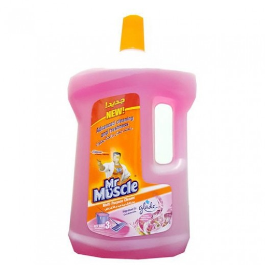 Mr Muscle with Glade All Purpose Cleaner Floral 3 L
