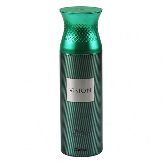 Ajmal Vision Pour Homme Parfum Deodorant For Him 200 ml