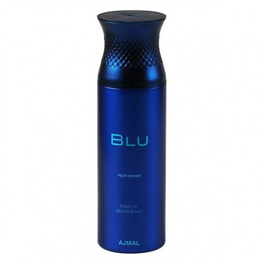 Ajmal Blu Pour Homme Parfum Deodorant For Him 200 ml