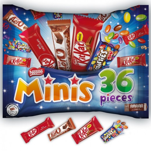 Nestlé Mini Mix Bag 480 g