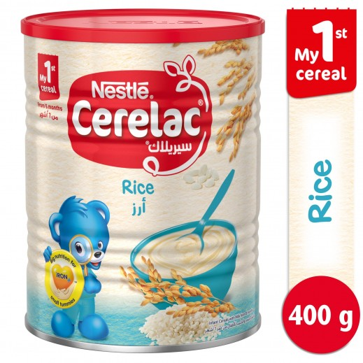 Cerelac Stage-1 Rice 400 g