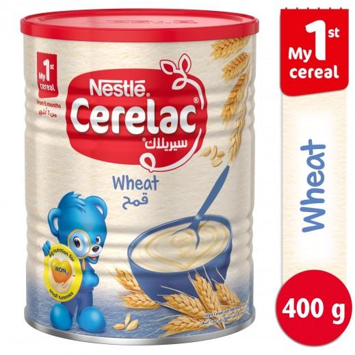 Cerelac Prebio Stage-1 Wheat 400 g