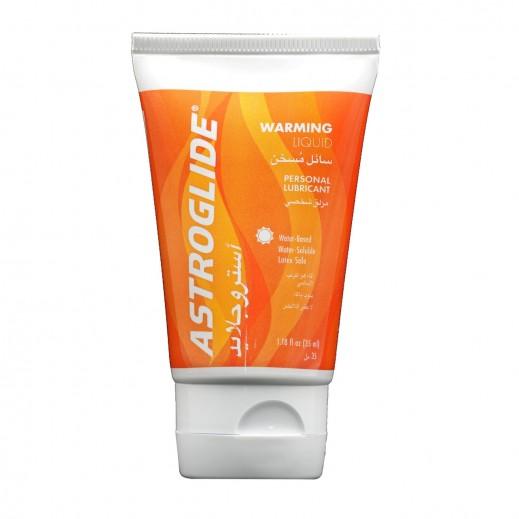 Astroglide Warming Liquid Lubricant 35 ml