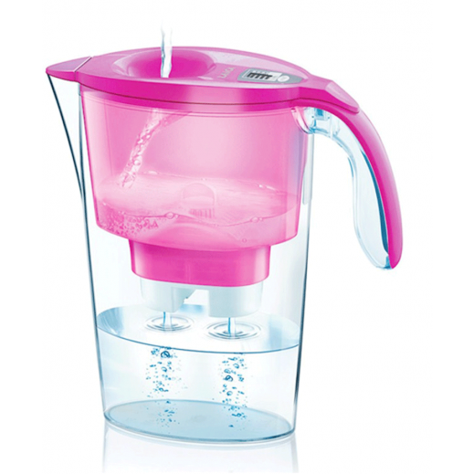 Laica Portable Water Purifier - Pink