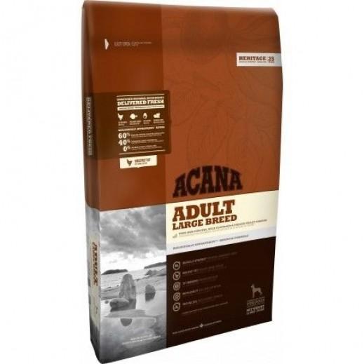 Acana Large Breed Adult Dog Food 17 kg