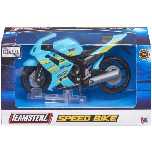 Teamsterz Speed Bike (Assorted)