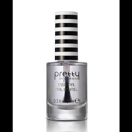 Pretty By Flormar Essential Nail Enamel Crystal Clear 001