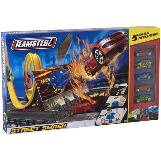 Teamsterz Street Smash Track Set