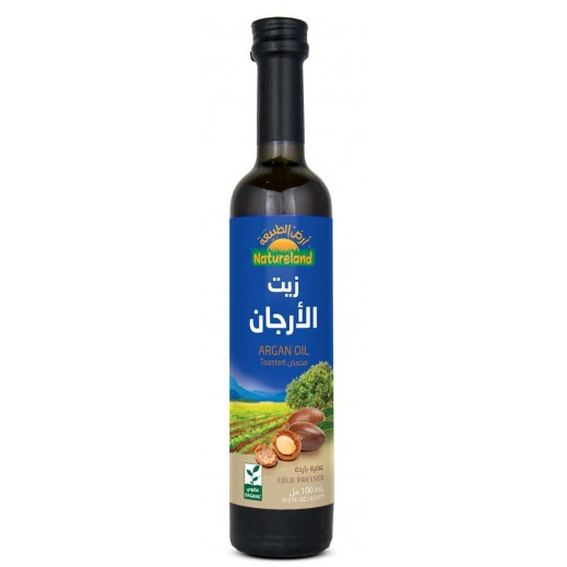 Natureland Organic Toasted Argan Oil 100 ml