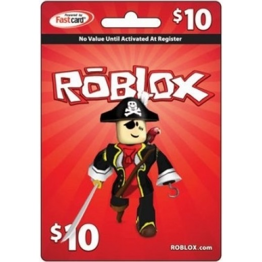 $10 Roblox Card (Email Delivery)