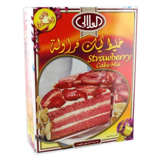 Al Alali Cake Mix Strawberry 524 g