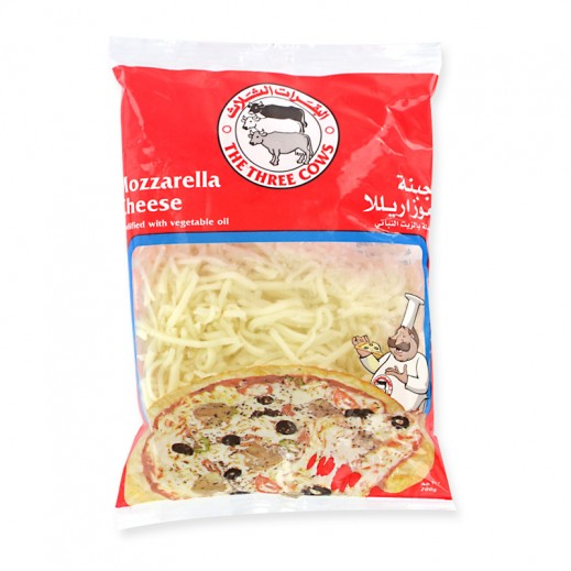 Three Cows Mozzarella Cheese 200 g