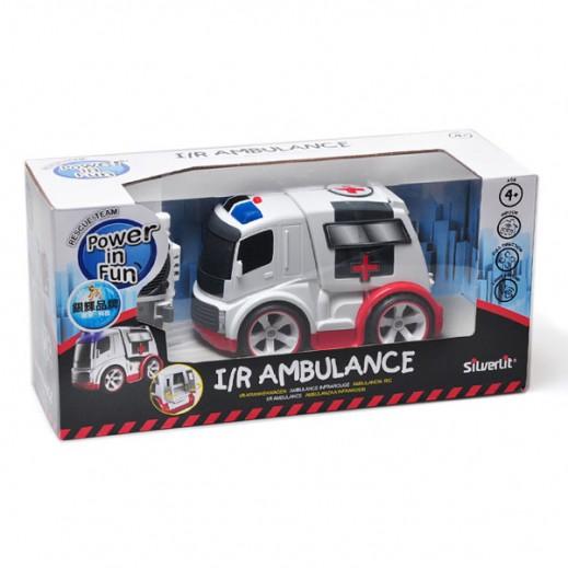 Silverlit I/R Ambulance (Age 4+)