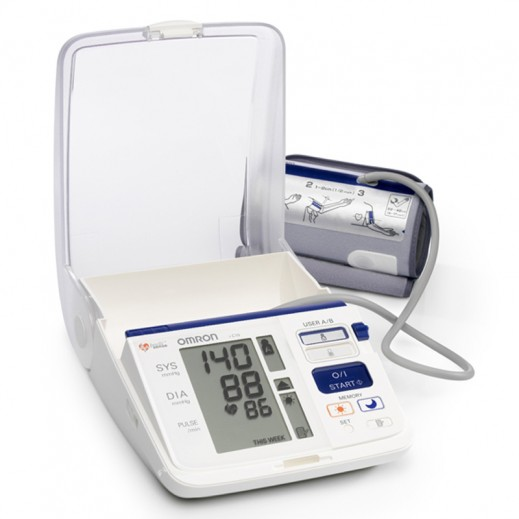 Omron Digital Automatic BP Monitor i-C10