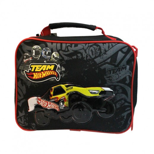 Hot Wheels Team Lunch Bag