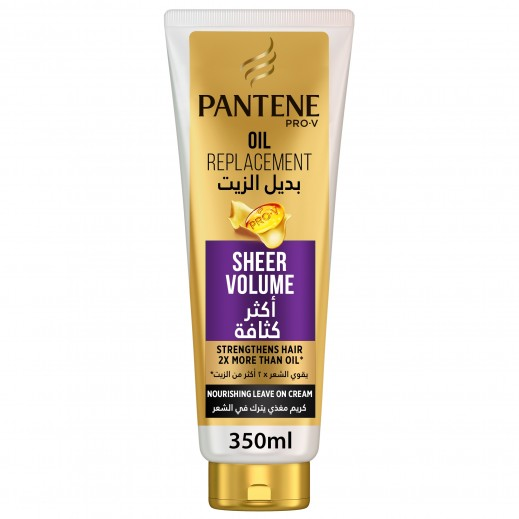 Pantene Sheer Volume Oil Replacement 350 ml