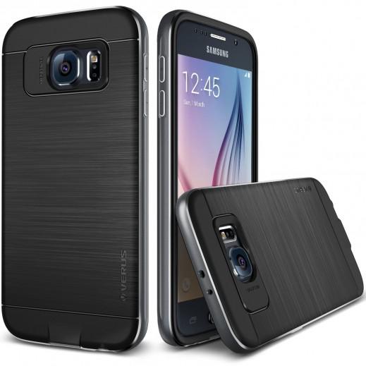 Verus Iron Shield Case For Samsung Galaxy S6 Titanuim