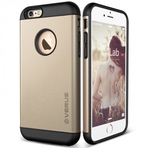 Verus High Pro Shield Case For Iphone 6S Shine Gold
