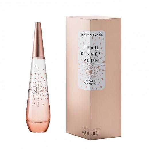 Issey Miyake L'eau D'Issey Pure Petale De Nectar For Her EDT 90 ml