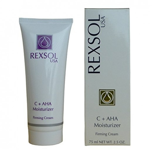 Rexsol USA C+ AHA Moisturizer Firming Cream 75 ml