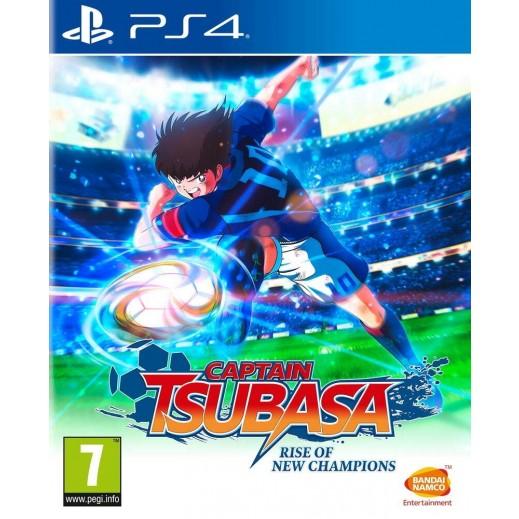 Captain Tsubasa: Rise of New Champions for PS4 – PAL