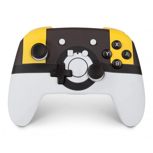 PowerA Enhanced Wireless Controller for Nintendo Switch - Pokemon Ultra Ball