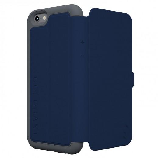 Colorant C3 Folio Case For Iphone 6 Plus - Navy