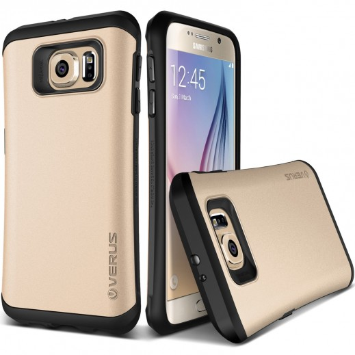 Verus Hard Drop Case For Samsung Galaxy S6 Gold