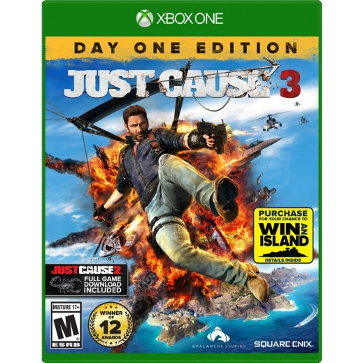 Just Cause 3 for XBox One - NTSC