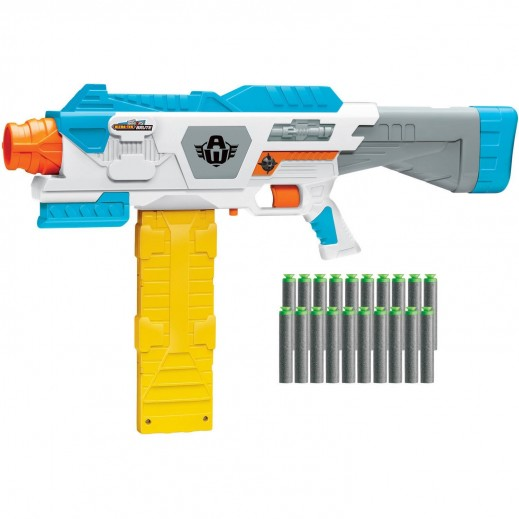 BuzzBee Air Warriors Ultra Tek Auto Tek Gun