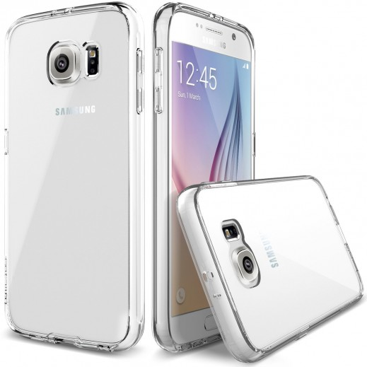 Verus Crystal Mix Case For Samsung Galaxy S6 Clear