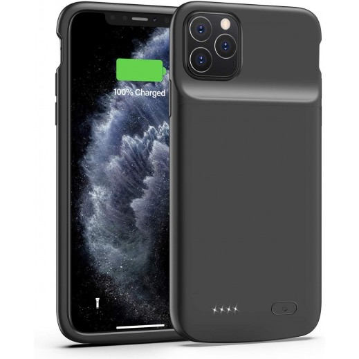 Battery Case for iPhone 11 Pro Max 4.500 mAh – Black
