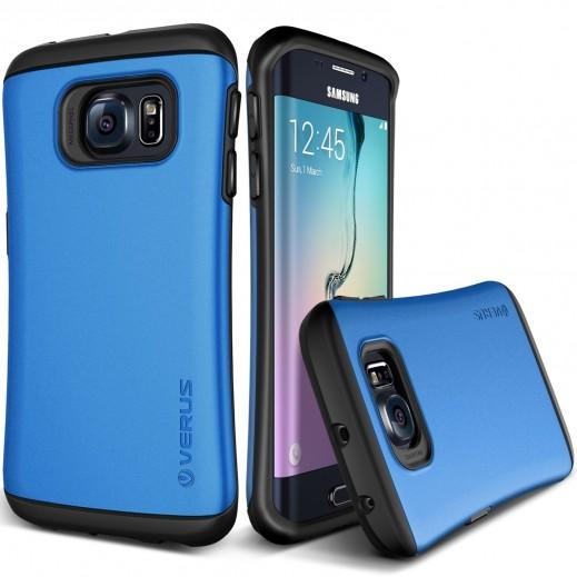 Verus Hard Drop Case For Samsung Galaxy S6 Edge Blue