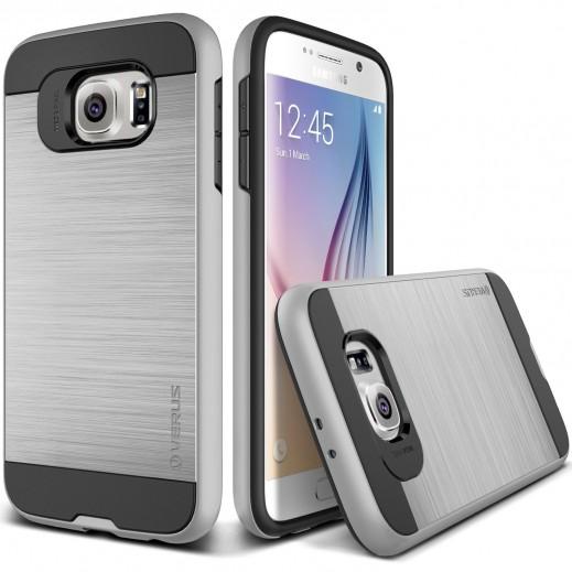 Verus Verge Case For Samsung Galaxy S6 Light Silver