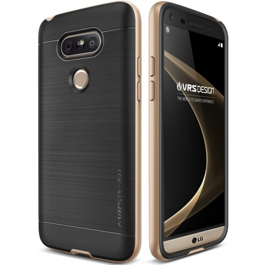 Verus High Pro Shield For LG G5 Shine Gold